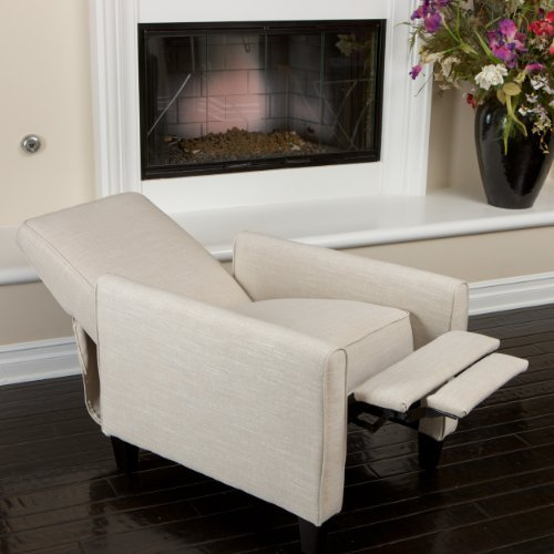 Best small recliners for small spaces the best recliner for Small fabric chair