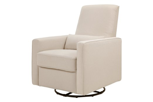 Nursing Swivel Recliner For Short Person Or Nursing Mothers
