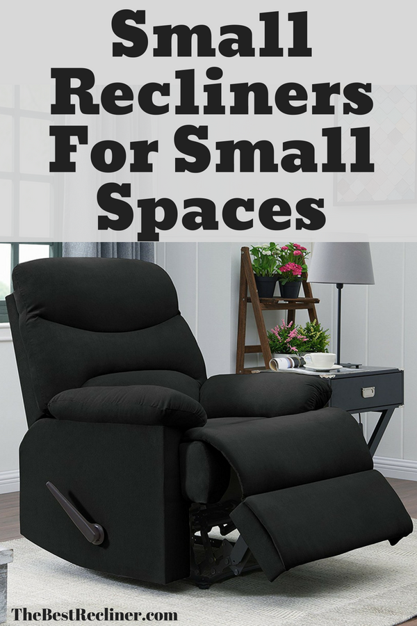 Small Recliners For Small Spaces