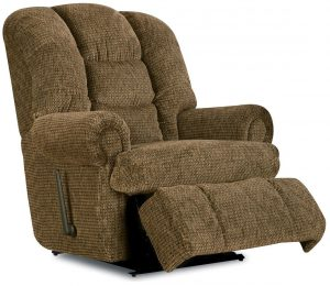 Tall Back Extra Wide Recliner For Larger Individuals