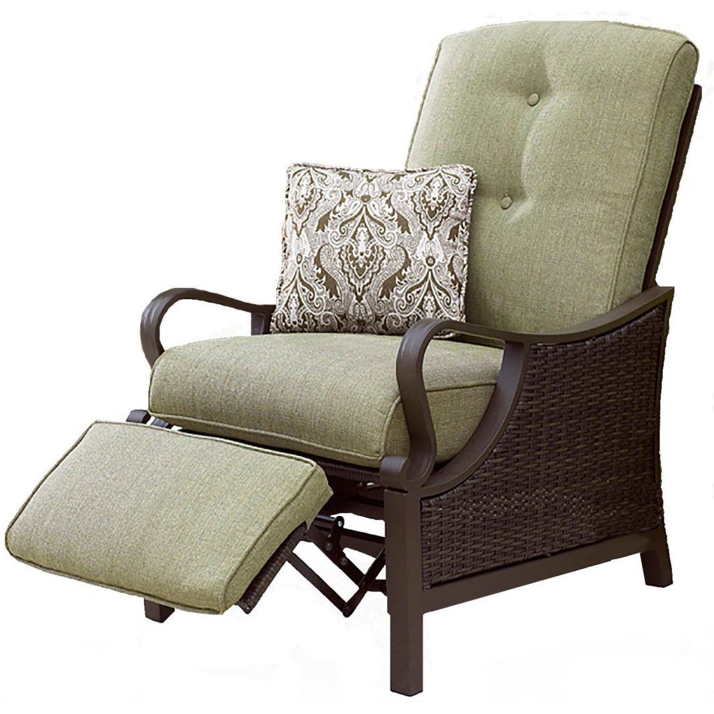 Top Rated Affordable Outdoor Reclining Chair With Added Comfort