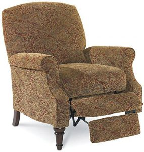 Top Recommended High Leg Recliner Made Of Fabric