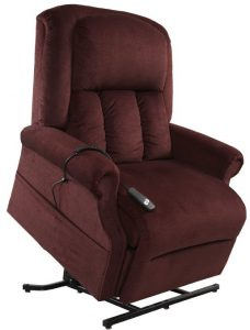 Serta Perfect Lift Chair Plush Comfort Recliner W/ Gel Infused Foam  Relieves Key Body Pressure Points U2013. Top Recommended Power Recliner For  Seniors