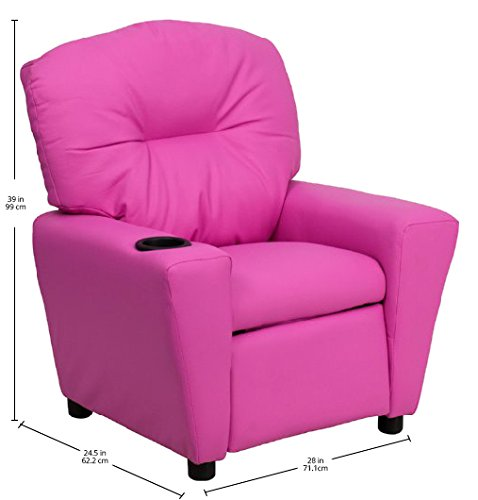 Mini Child Recliner Chairs With Cup Holder