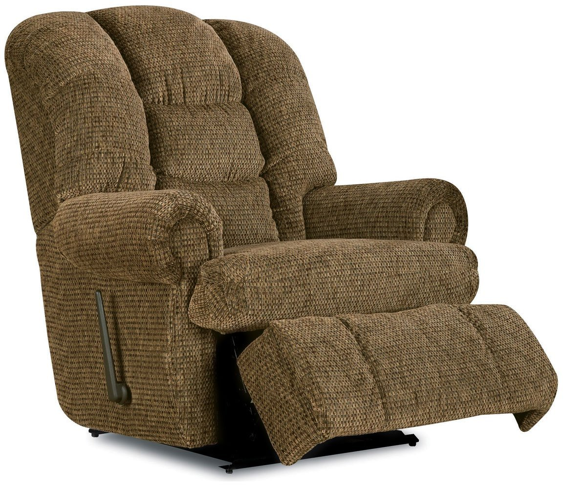 Extra large recliner for sleeping