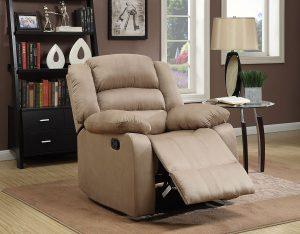 bargain budget recliner wall hugger