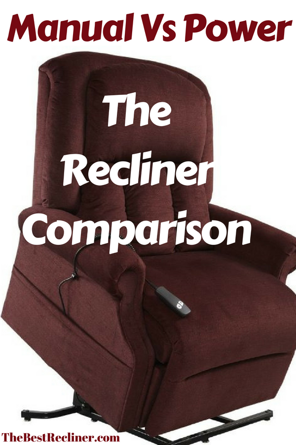 Manual Vs Power Recliner