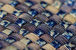Woven Fabric Recliner