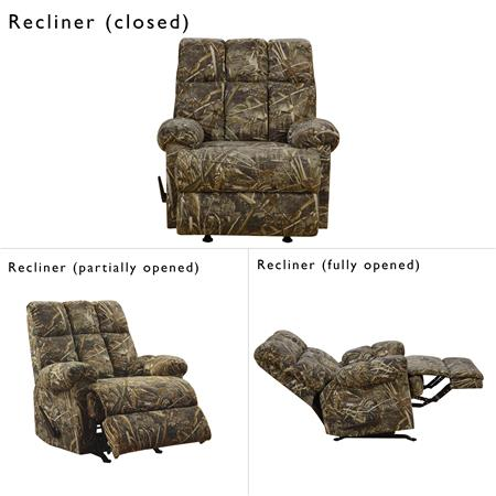Camouflage Recliner Review