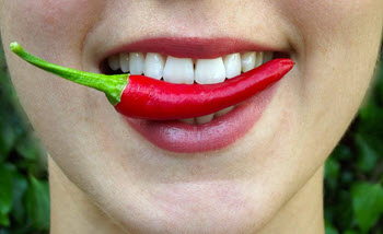 Spicy Food Can Cause Acid Reflux - Chilli